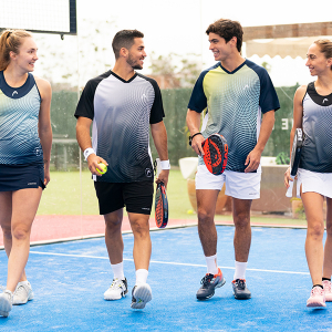 HEAD presents the 'We are padel' collection, the first clothing line designed for padel players