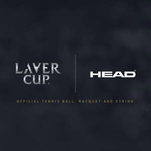 Official Supplier of Laver Cup