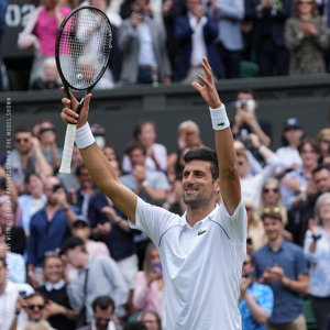 Djokovic the history man closes in on Golden Slam