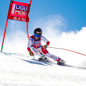 Lara Gut-Behrami secures Super-G Crystal Globe, Downhill double and overall lead in the World Cup