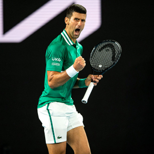 Djokovic takes another step into the history books