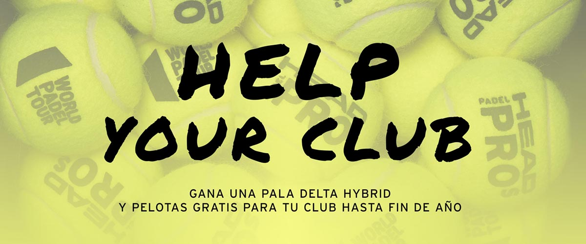 HEAD padel launches 'help your club' initiative as players enthusiastically prepare return to courts