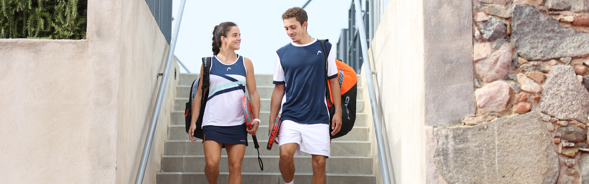 GAME, SET AND MATCH FOR THE 2021 PADEL SPORTSWEAR  COLLECTION