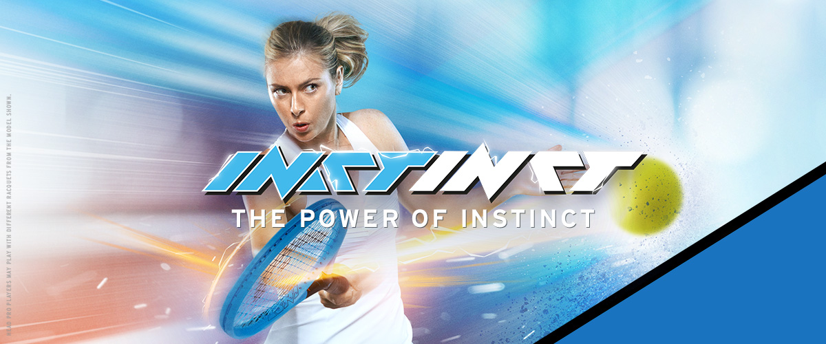 Welcome to the power of instinct: HEAD presents new GRAPHENE 360 INSTINCT racquet series