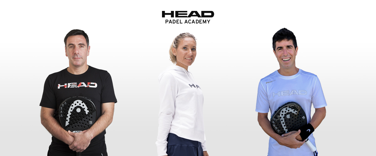 THE NEW HEAD PADEL ACADEMY IMPROVES THE GAME OF PADEL PLAYERS AT THE SAME TIME AS HELPING TRAINERS TO ACQUIRE NEW SKILLS IN THIS SPORT