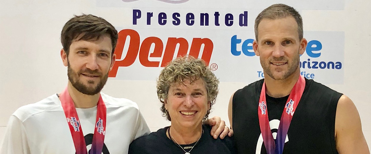 HEAD Penn Athletes Dominate the Arizona Desert at USA Racquetball National Championship to Earn Team U.S.A. Spots