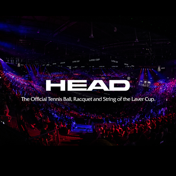 HEAD becomes Official Tennis Ball, Racquet and String of Laver Cup