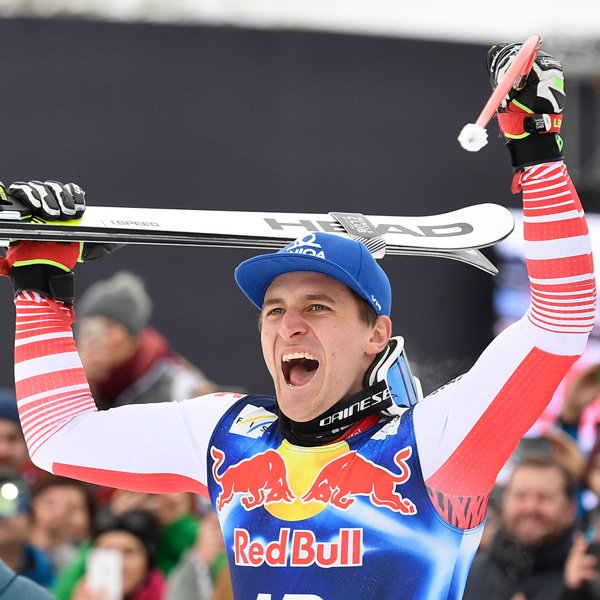 Victory for Mayer and Jansrud with new models of ski