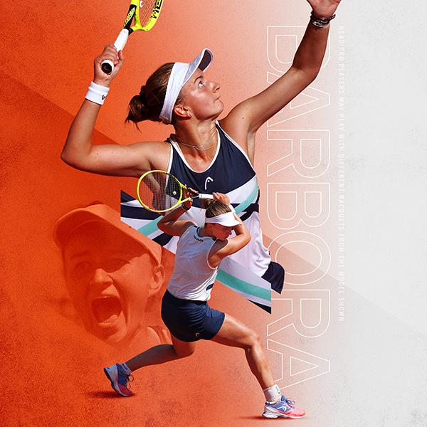 Barbora Krejcikova is the Roland Garros women's singles and doubles champion
