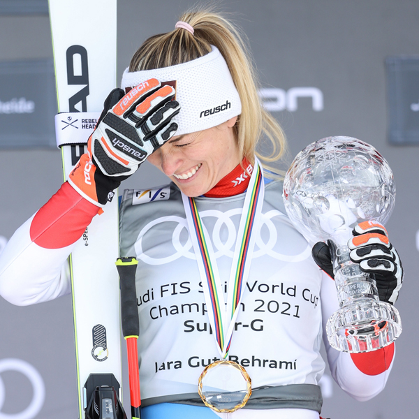 HEAD World Cup Rebels win three of the four speed skiing titles