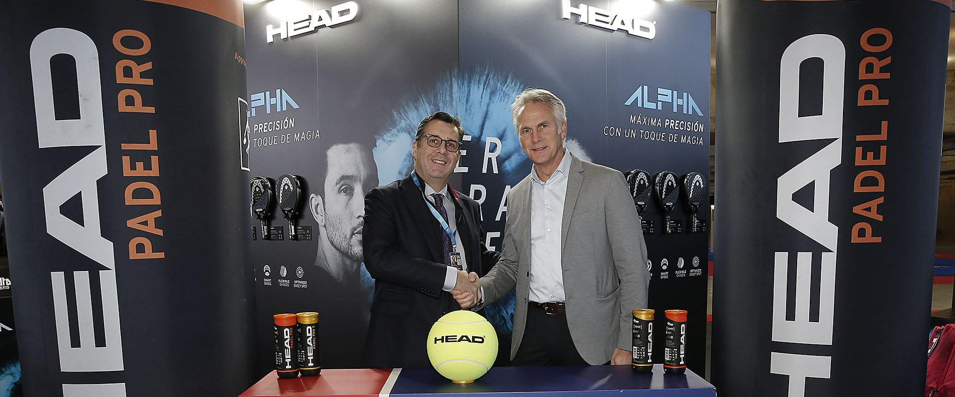 HEAD & WORLD PADEL TOUR STRENGTHEN THEIR ALLIANCE WITH THE HEAD PADEL PRO & HEAD PADEL PRO S PLAYING A STARRING ROLE