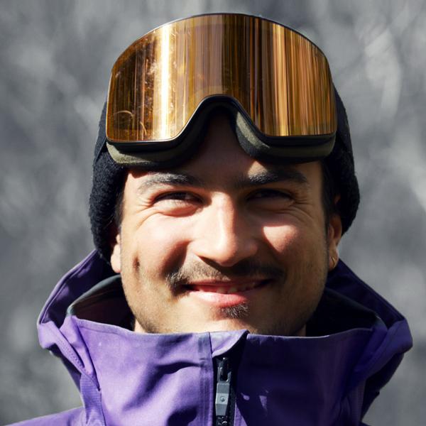 Sam Kuch – best skier in the world?