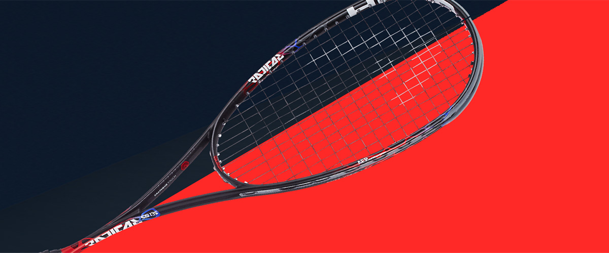 CONTROL THE GAME: HEAD PRESENTS NEW GRAPHENE TOUCH RADICAL RACQUET SERIES