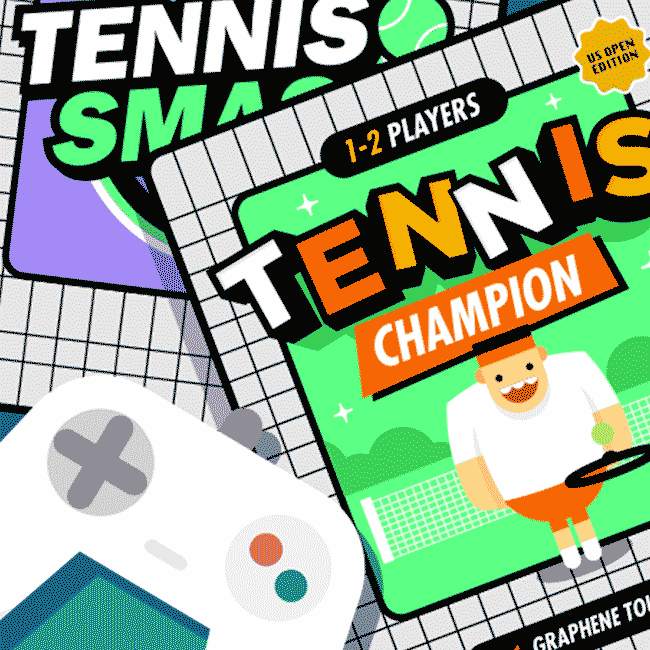 Top 9 - The Evolution of Tennis Video Games