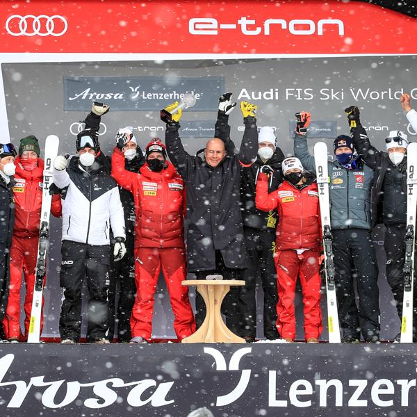 HEAD World Cup Rebels sind das beste Ski-Team der Welt