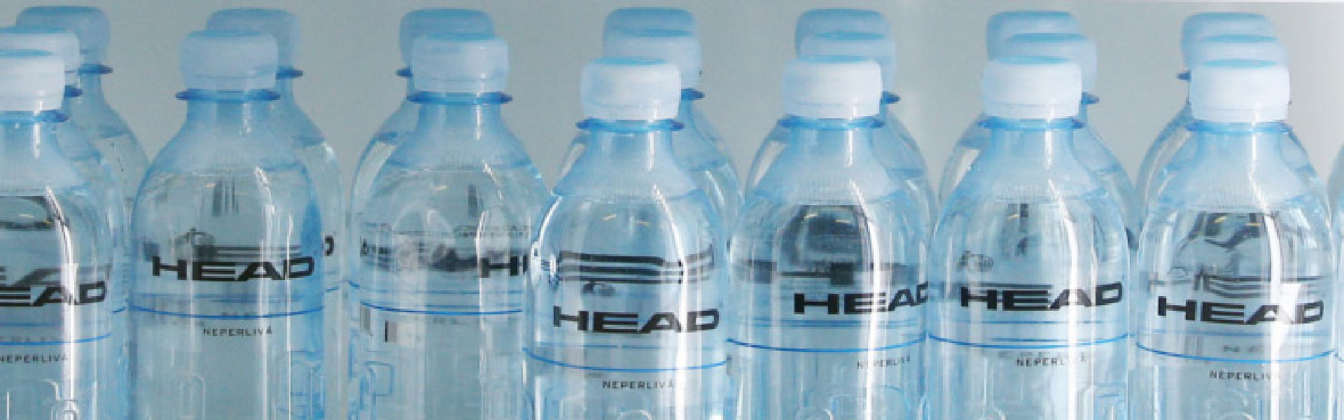 HEAD Drinks water bottles
