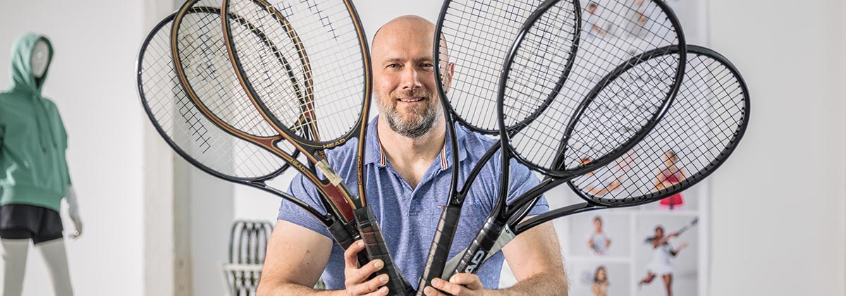 How to choose a tennis racket in 10 steps