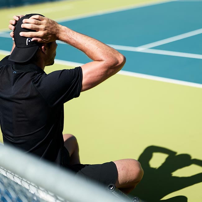 How to improve your tennis mental game