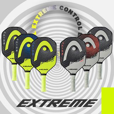 HEAD Extreme Pickleball Paddle Range