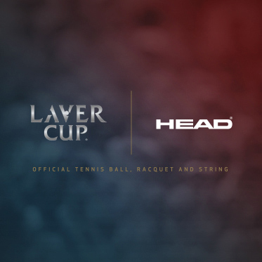 HEAD Offiial Sponsor of the Laver Cup