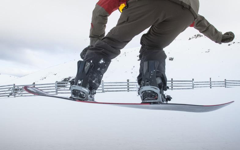 HEAD DCT 2.0 Snowboard Flexibility