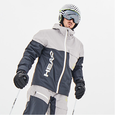 Head Sportswear Winter Race Men skiing suit