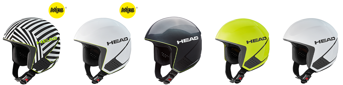 HEAD helmets collection