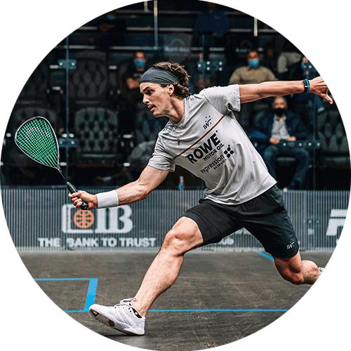 Squash Athletes Image