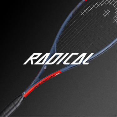 HEAD Squash Radical Racquet