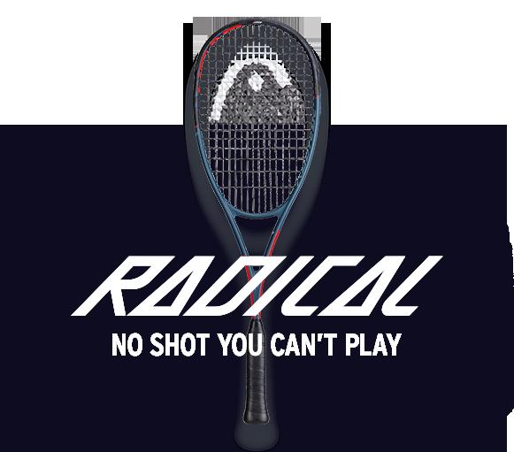 HEAD Radical Squash racquet
