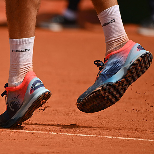 HEAD Clay court vs Hard Court shoes