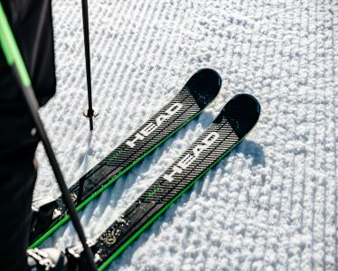 Pair of HEAD Skis to represent ERA 3.0S Technology