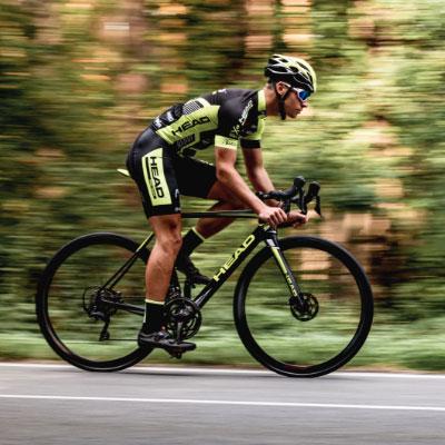 HEAD Bikes – Race biker