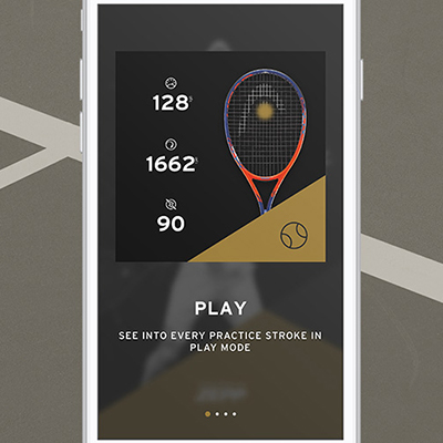 Tennis Sensor Play Mode