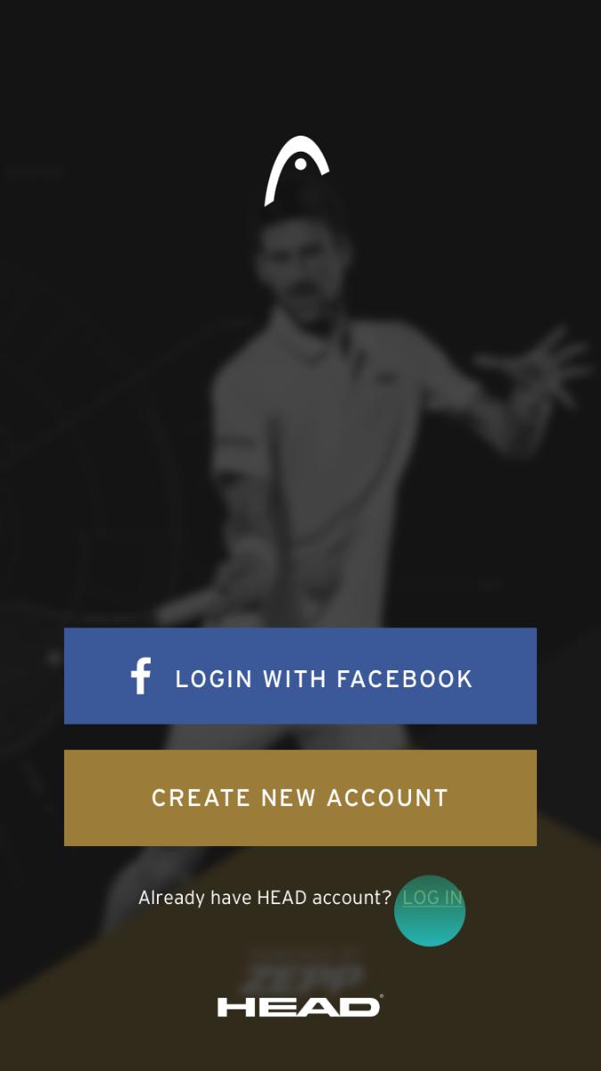 Forget password – 1